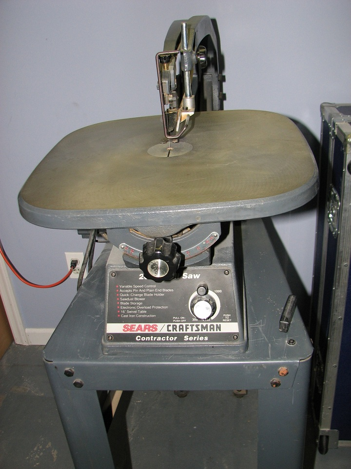 Sears Craftsman 20Scroll Saw