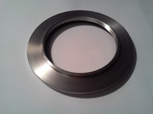 "Coronado SM60 Adapter Plate / Ring for Tele Vue 4"" Refractors (Reduced Price)"