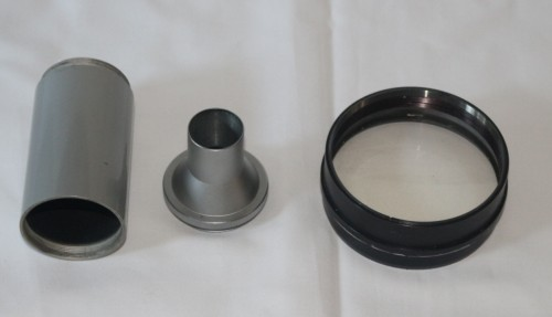 Zeiss Ortho 4mm, Zeiss focuser and Zeiss 80 500 lens set for sale